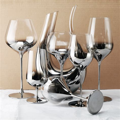 luxury wine glasses buy wholesale silver wine glass from china silver