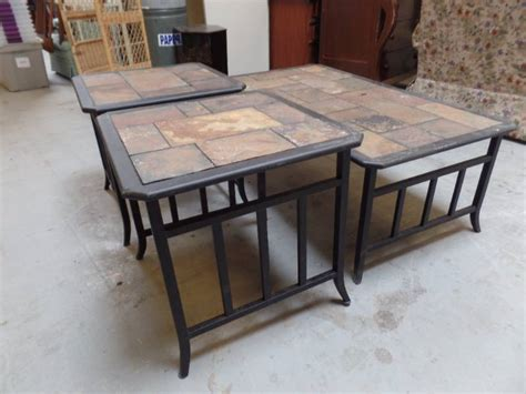 coffee table and end tables tch 334 home goods