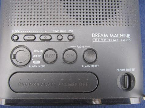 sony machine icf c218 am fm alarm clock radio with large led display digital clocks