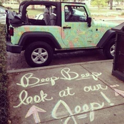 Pulitzer Jeep Lilly Pulitzer Jeep Jeep