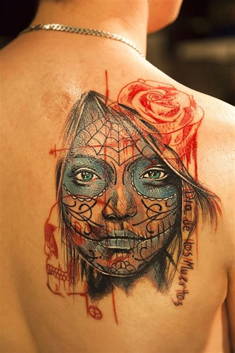 day of dead tattoo day of the dead images designs