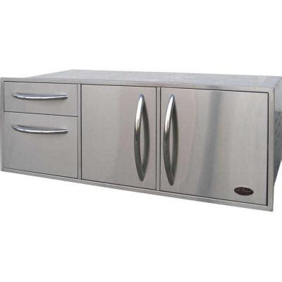 newage products stainless steel classic 9 184x36x24