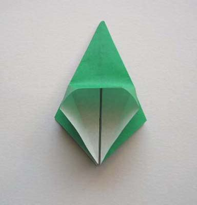 Movable Origami - origami how to make an origami frog
