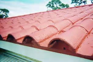 Barrel Roof Tile Flatroofsealants Residential Roofing Weather