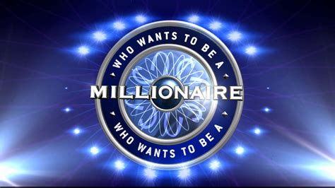 Who Wants To Be A Millionaire Kinetic Pixel Who Wants To Be A Millionaire