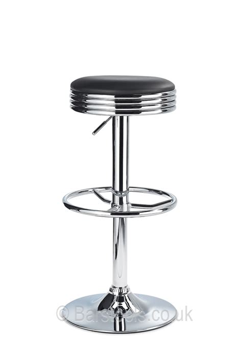 american diner bar stools american diner style quot detroit quot bar stool available in many