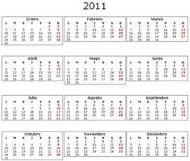Pelicula Calendario 2012 Descargar Calendario 2011 Para Imprimir