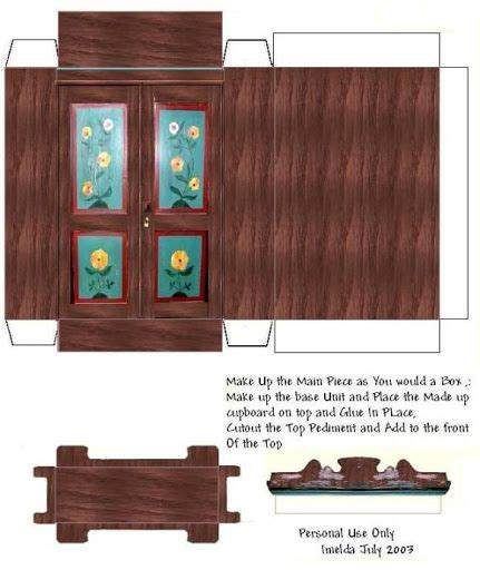 Printable House Furniture | 1000 images about dolls house printables furniture