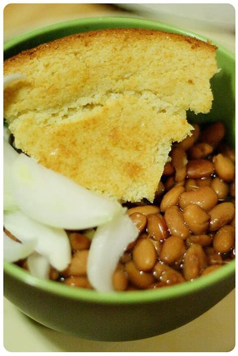 food country style pinto beans with salt bacon recipe - Country Style Pinto Beans