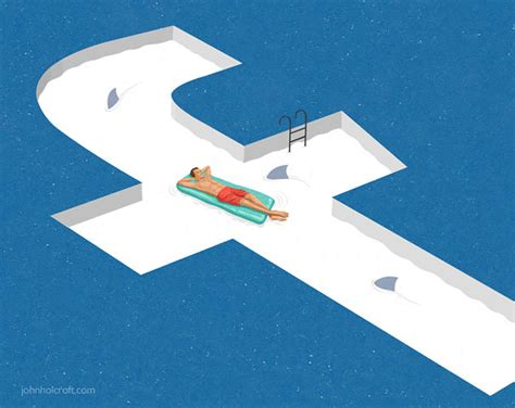 Technology Detox Illustrations by 65 Satirical Illustrations Show Our Addiction To Technology