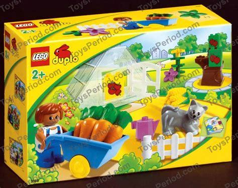 Buku Manual Lego Duplo Grow Caterpillar Grow lego 3088 growing garden set parts inventory and lego reference guide