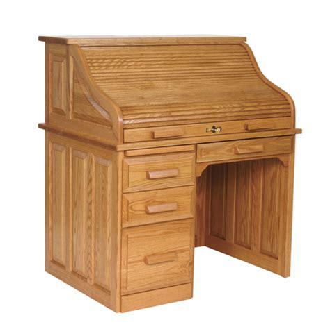 Oak Rolltop Desk by Jake S Amish Furniture 3042rt Oak Roll Top Desk