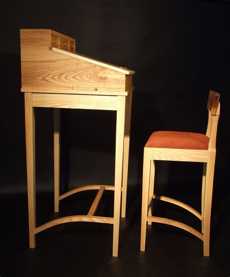 Chair For High Desk by High Desk And Chair