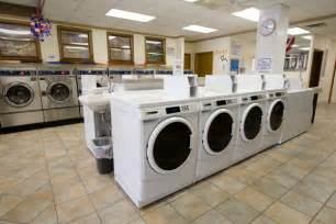 photos of featured laundromat businesses by mac gray