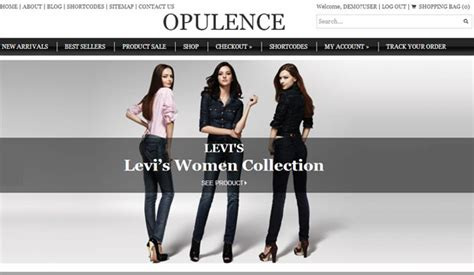Opulence Store 30 Responsive Themes For Stores