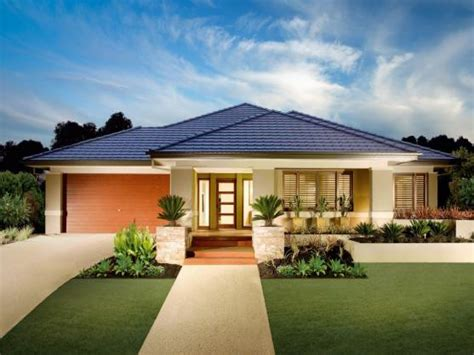 idea home modern one story ranch house one story house exterior