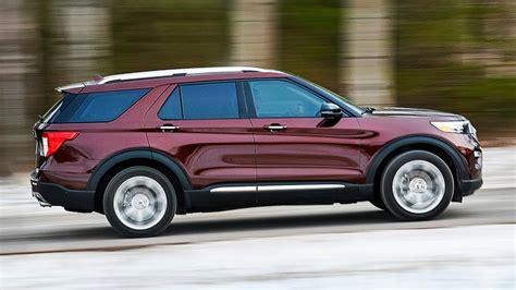 Ford Platinum 2020 2020 ford explorer platinum interior exterior driving