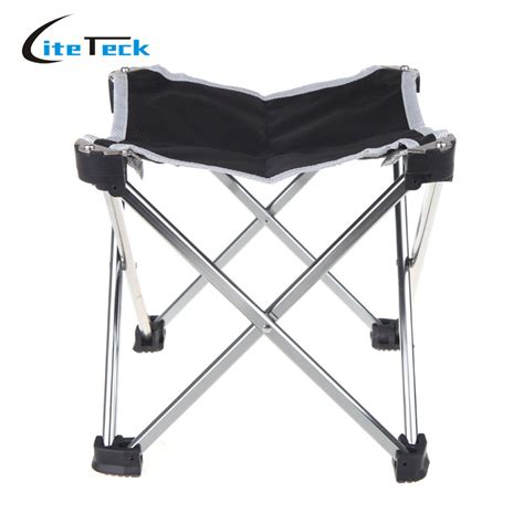 Fold Up Stools Cing by Outdoor Aluminum Portable Foldable Folding Fishing Chair