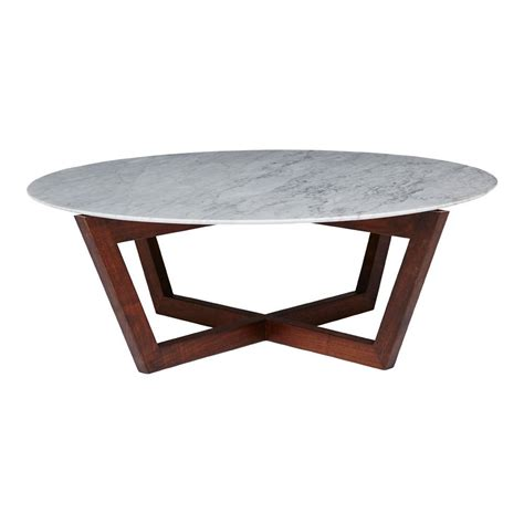 marble coffee table modern designer italian marble coffee table walnut