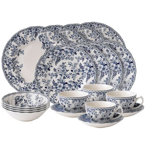 Cottage Dinnerware Sets by Johnson Brothers Cottage Dinner Set For 8