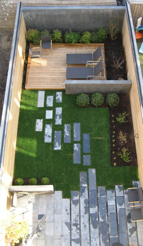 Modern Garden Canvas Factory Small Modern Garden Ideas
