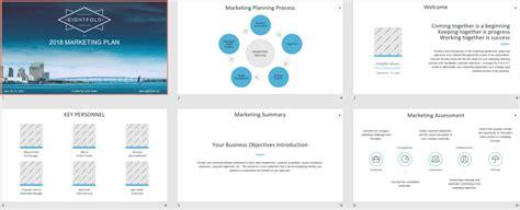 2018 Marketing Plan Template Powerpoint Salesrake Com 2018 Marketing Plan Template