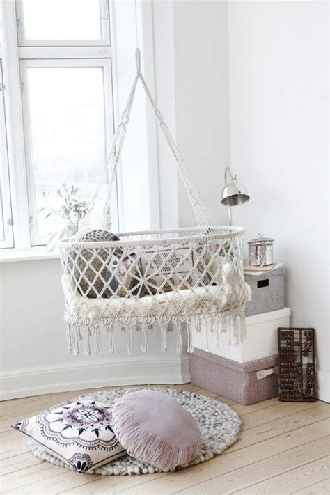 bassinet that hooks to bed bohemian baby room bassinet lebaby pinterest bohemian baby bassinet and hanging