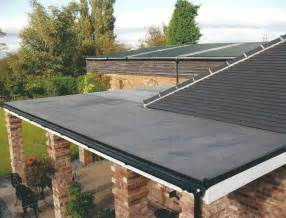 flat roof kent roofing services flat roof repairs grp fibreglass