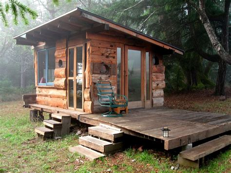 tiny home cabin off grid tiny house deep in the carolina woods built for