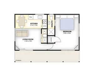 Sleep Out Floor Plans Studio One Bedroom Home Studios Versatile Homes