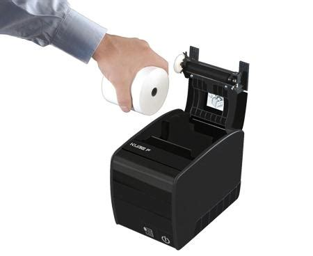 kube ii eth ticket printers ticketing custom spa