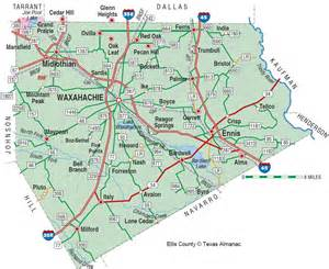 Tx County Ellis County The Handbook Of State