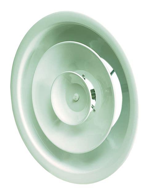 diffusori a soffitto diffusore a soffitto circolare tecnogas