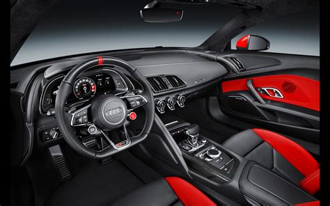 Audi R8 Innenraum by 2018 Audi R8 Coupe Sport Edition Serious Wheels