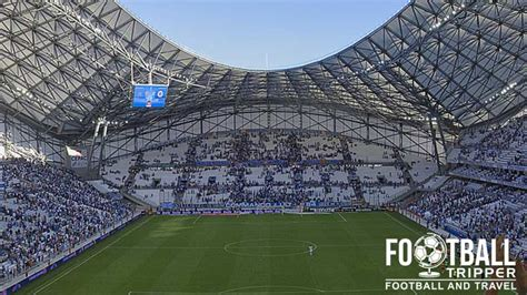 Backyard Football Stade V 233 Ledrome Marseille Guide Football Tripper