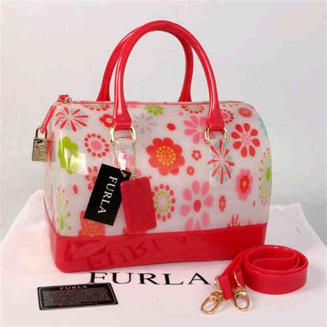Speedy Jelly Flower tas furla milk jelly flower toko brand