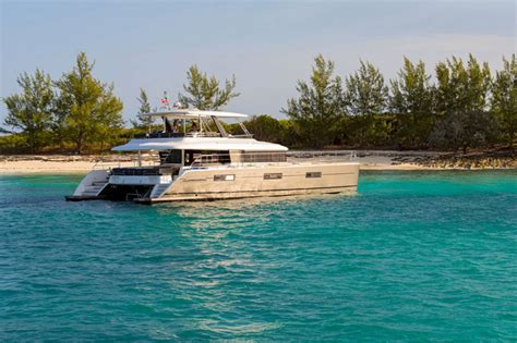 power catamaran rentals bahamas catamaran rent lagoon 630 power catamaran in palm cay