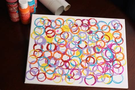 easy painting for toddlers easy project for treehouse
