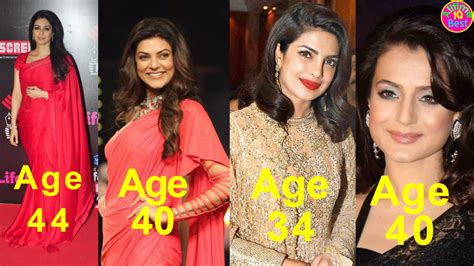 bollywood heroine unmarried 9 unmarried bollywood actresses who age more than 30 youtube