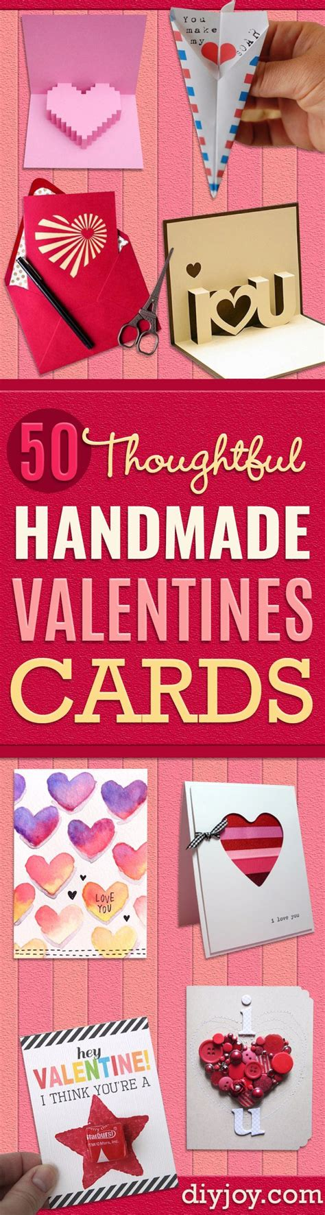 Easy Handmade Gifts For Him - 25 best ideas about valentines on