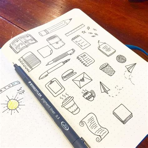 doodle journal ideas 102 best images about bujo doodles on