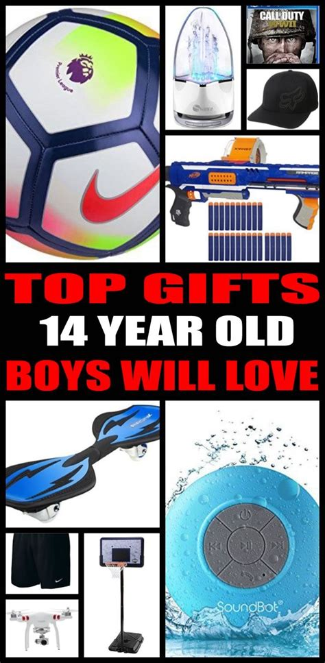holiday gift guide for 14 year olds best gifts 14 year boys will want gift guides gifts gifts for boys and