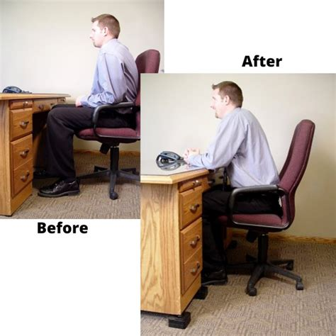 How To Raise A Desk by Buy Furniture Risers Desk Riser Table Riser Raise Its