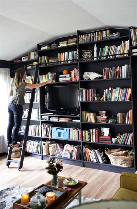 literature s living room at home with s classic novelists books home tour emma s living room a beautiful mess