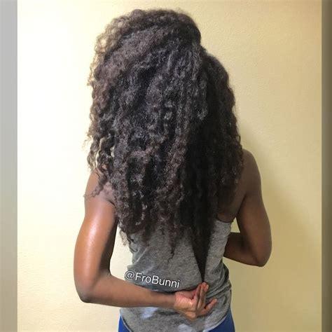 Hair Length For Type by Best 25 4c Hair Growth Ideas On Healthy Hair