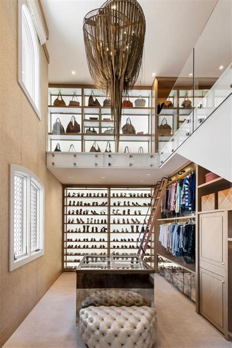 Two Story Walk In Closet two story walk in closet with built in home office 2015 fresh faces of design awards hgtv