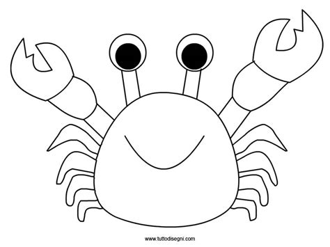 cute crab coloring pages crab coloring page coloring page pinterest sea