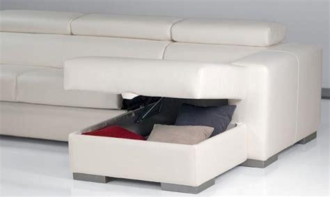 divano letto con penisola prezzi divano letto con penisola contenitore serie divani