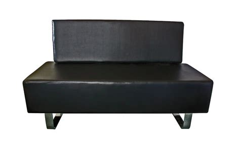sofa medical salon medical beautytattoo reception black waiting chair