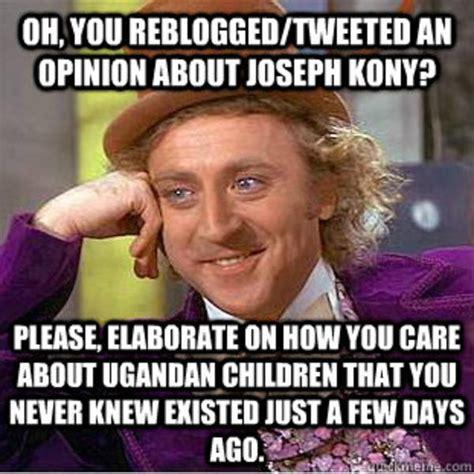 Kony 2012 Meme - image 264170 kony 2012 know your meme